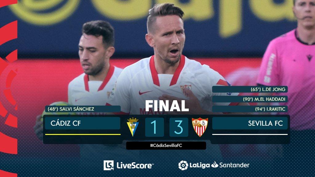 Cadix-FC Séville