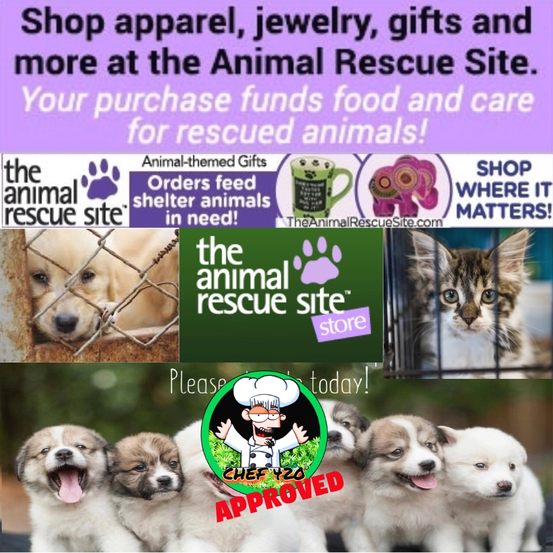 When you shop at a GreaterGood store,or take other actions at one of Their cause sites, you generate funding,-free to you! that benefits people, pets, and the planet! GreaterGood has funded over $50 million in charitable donations. #Chef420 #GreaterGood  https://t.co/AGlNul4GZV https://t.co/fqzWu4XVkQ