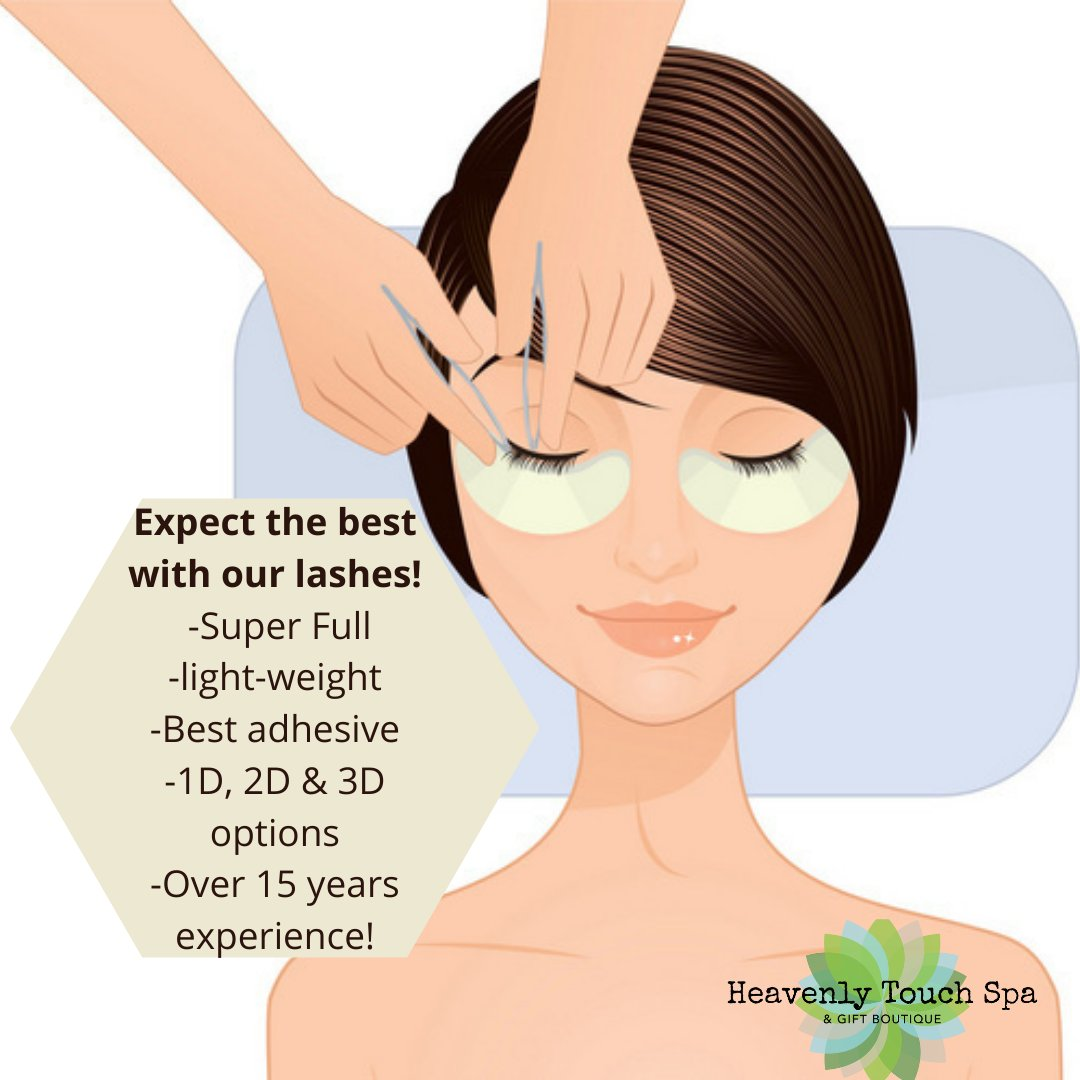 Call and book a set of our Eyelash Extensions - you'll be amazed by the quality and results! Call to book with Isabella 613-498-0899 #organic #spa #crueltyfree #brockville https://t.co/2qmngdmPpm