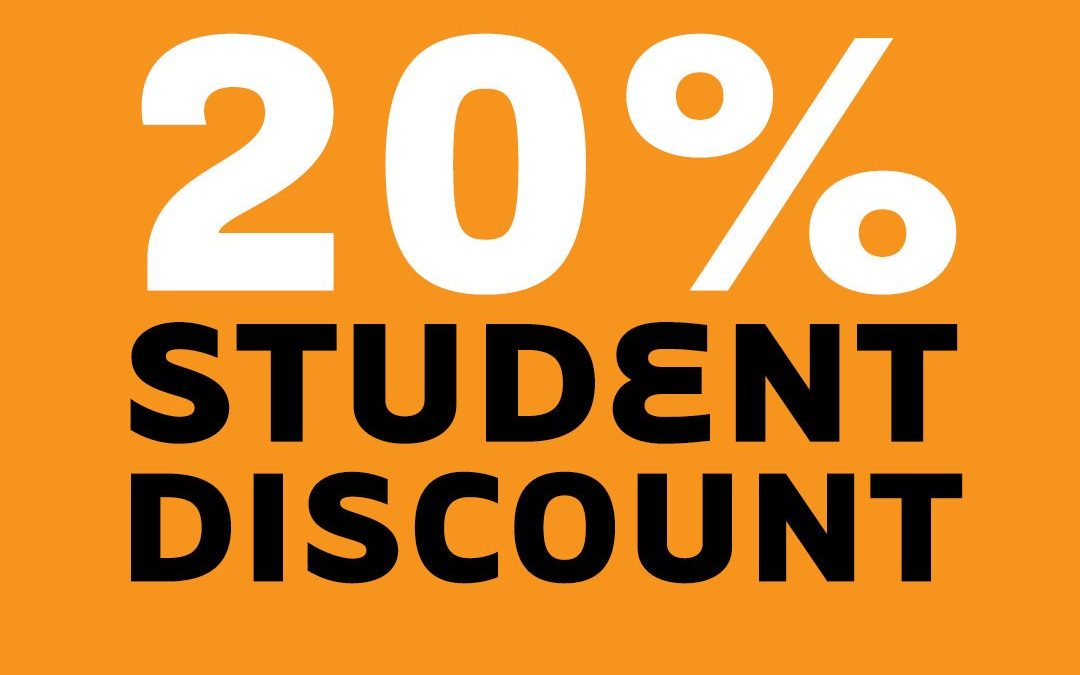 It's a hard time to be a student so,  till the end of Oct, we're offering #UniversityofDerby students 20% off donated clothing at #TheAirAmbulanceService charity shop with a valid NUS/student ID card. Find us opposite #Waterstones, St Peter's st, #Derby. #Youbuywefly #DerbyUni https://t.co/PbMM0isaNT