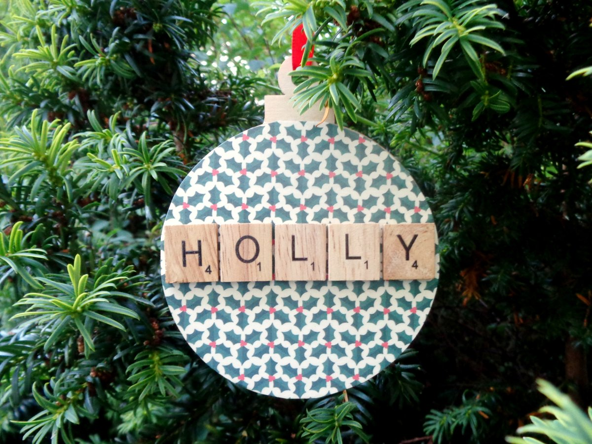 Are your thinking ahead for #Christmas  #tree decorations? How about a #holly ornament? #crafthour #CWordSeptember #shopindie  https://t.co/79RtmwAo7Z https://t.co/aWqMdKRjy9