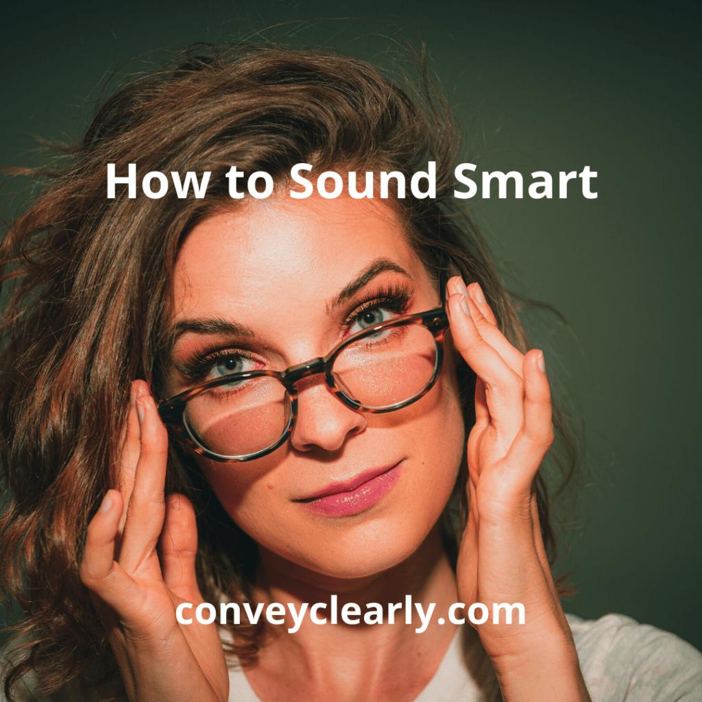 3 Unbelievably Easy Steps to Sounding Smart  https://t.co/LmoCHtl1cq   #Smart #Soundsmart #WednesdayWisdom https://t.co/XnvCwOchGZ