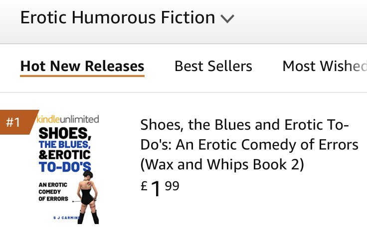 Really excited to tell you, I published the sequel to my book and it went straight in at number 1 in one of its categories ❤️ https://t.co/wafRCcKYQm #womaninbizhour #crafthour #ukcraftershour #comedy #booksforwomen #christmas #giftideas #secretsanta https://t.co/hoRMQiuIse