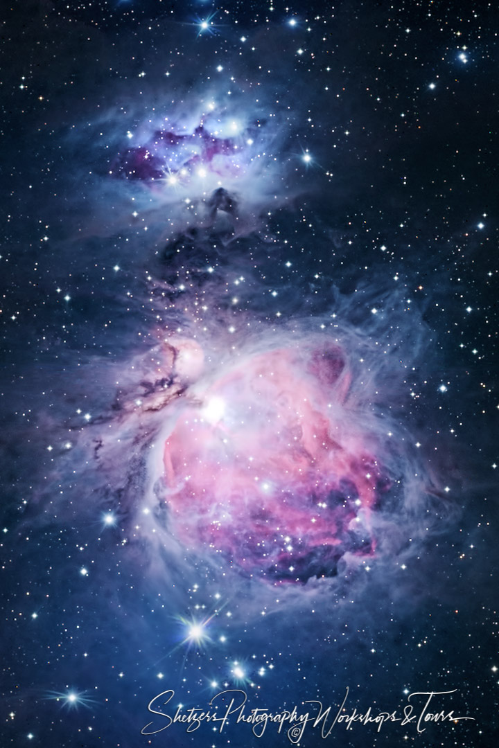 A clear astrophotography image of the Orion Nebula and the Running Man Nebula.  https://t.co/gTfQelGpQT  #startrailsphotography #ig_astrophotography #astro_photography #milkywaychasers #astronomy #astronomyphotography #astrophotos #astrofotografia #astrophoto #astrophotographer https://t.co/86CKMiCuEl