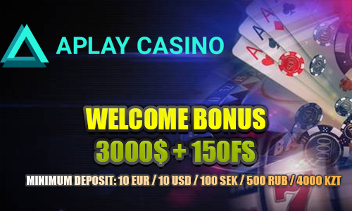 🔥Sign up Aplay➡️ https://t.co/f0DQHjsYFH 🔥More Bonuses➡️ https://t.co/5AFVOG83xn #stayathome #казино #casinobonus #Bitcoin #Crypto #cryptocurrency #follow4follow  #FollowMe #followme #germany #russia #italy #france #norway #azerbaycan  #Twitter #china #COVID19 #appleevent https://t.co/ZDizkoXkwQ