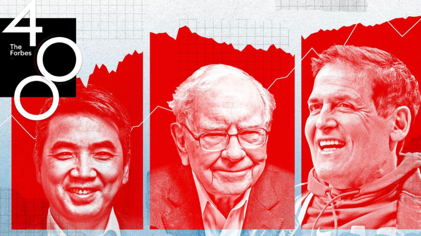 Meet the billionaire winners and losers of the dot-com bubble, Great Recession and Covid-19 crash: on.forbes.com/6019Gx7B3 #Forbes400