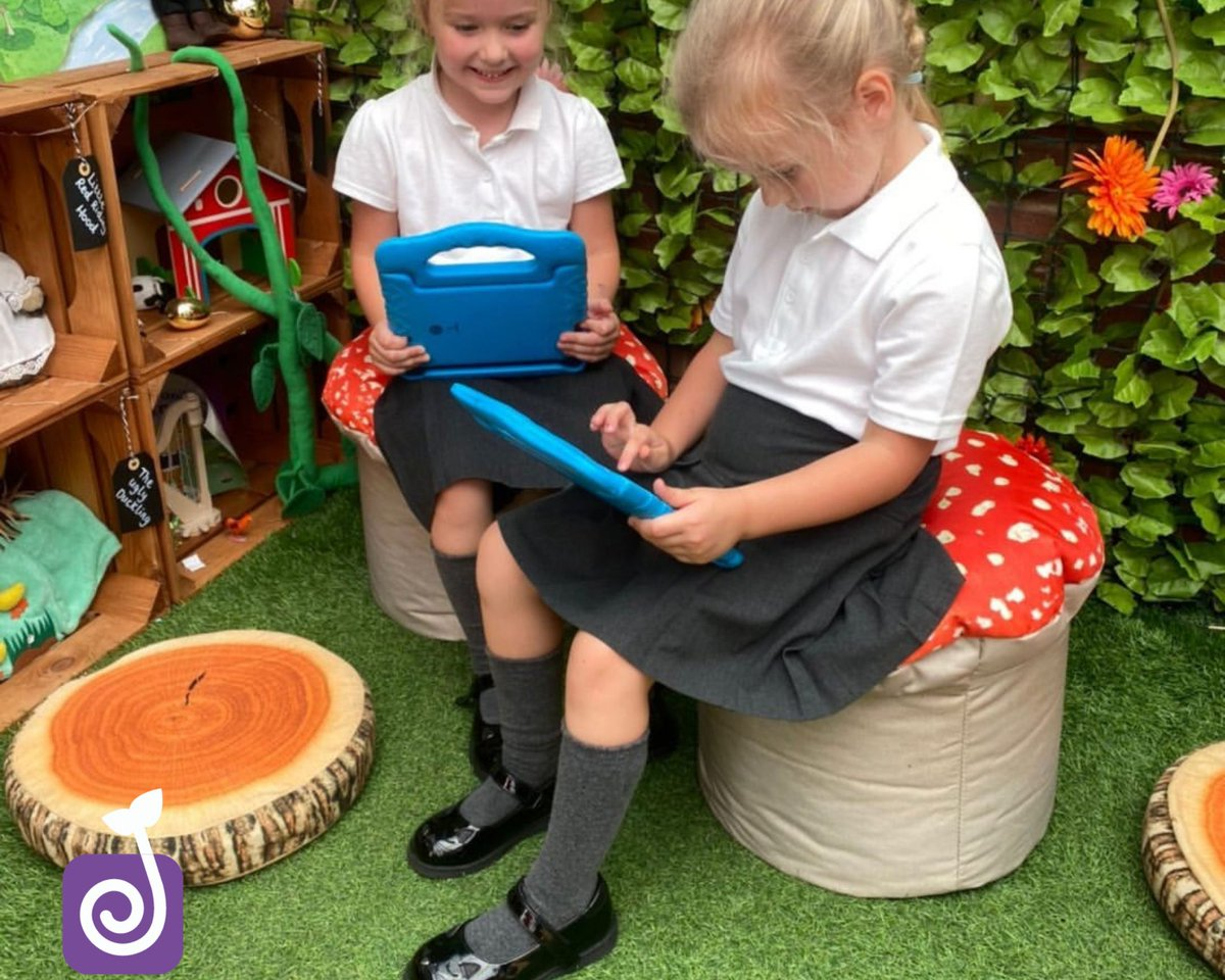Did you know over 70% of schools now use tablets or laptops in their day to day teaching? Particularly in focused activity groups. Our beanbags can support tech use by providing wipe-clean, portable seating... click to find out more: https://t.co/zkC9MF7Ijb  #edchat #edutwitter https://t.co/FWrepuJhzh