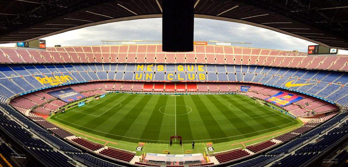 ⏰ Maaaç başladı!  ⚽ #BarçaVillarreal 🤔 Kaç kaç biter? https://t.co/1Nbw5VA8KE