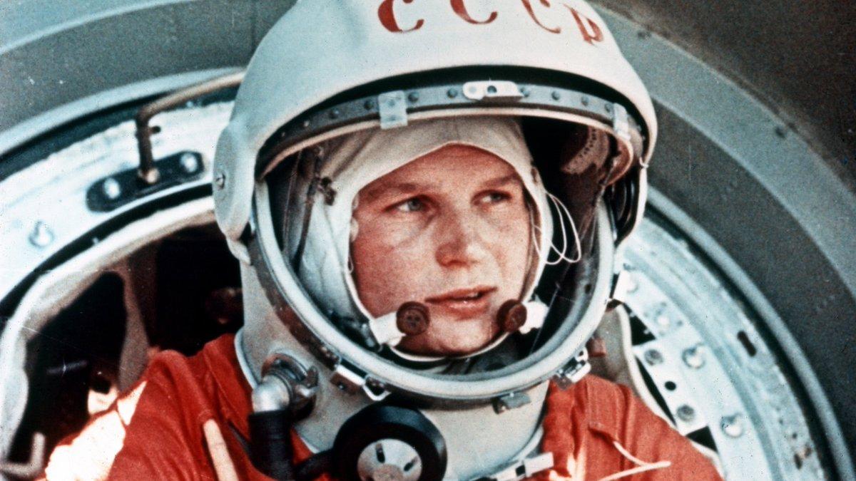 #CuriosidadesEspaciales S01E15: La primera mujer en el espacio