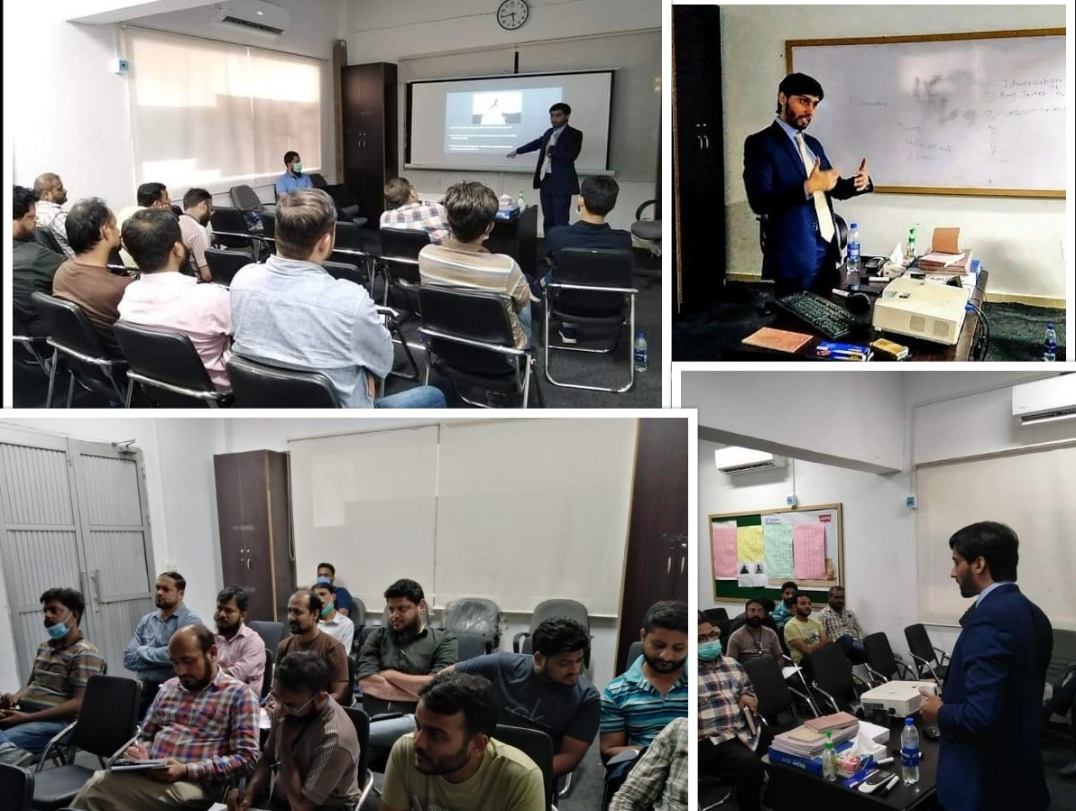 Successfully conducted 1st #corporatelearning session after  COVID-19 lockdown with managerial level employees of leading Textile company of #Pakistan.  #training #softskills #employeestraining #inhousetraining #professionaldevelopment #BMTrainingSolutions #BilalMasoodOfficial https://t.co/cIZB5fYpCu