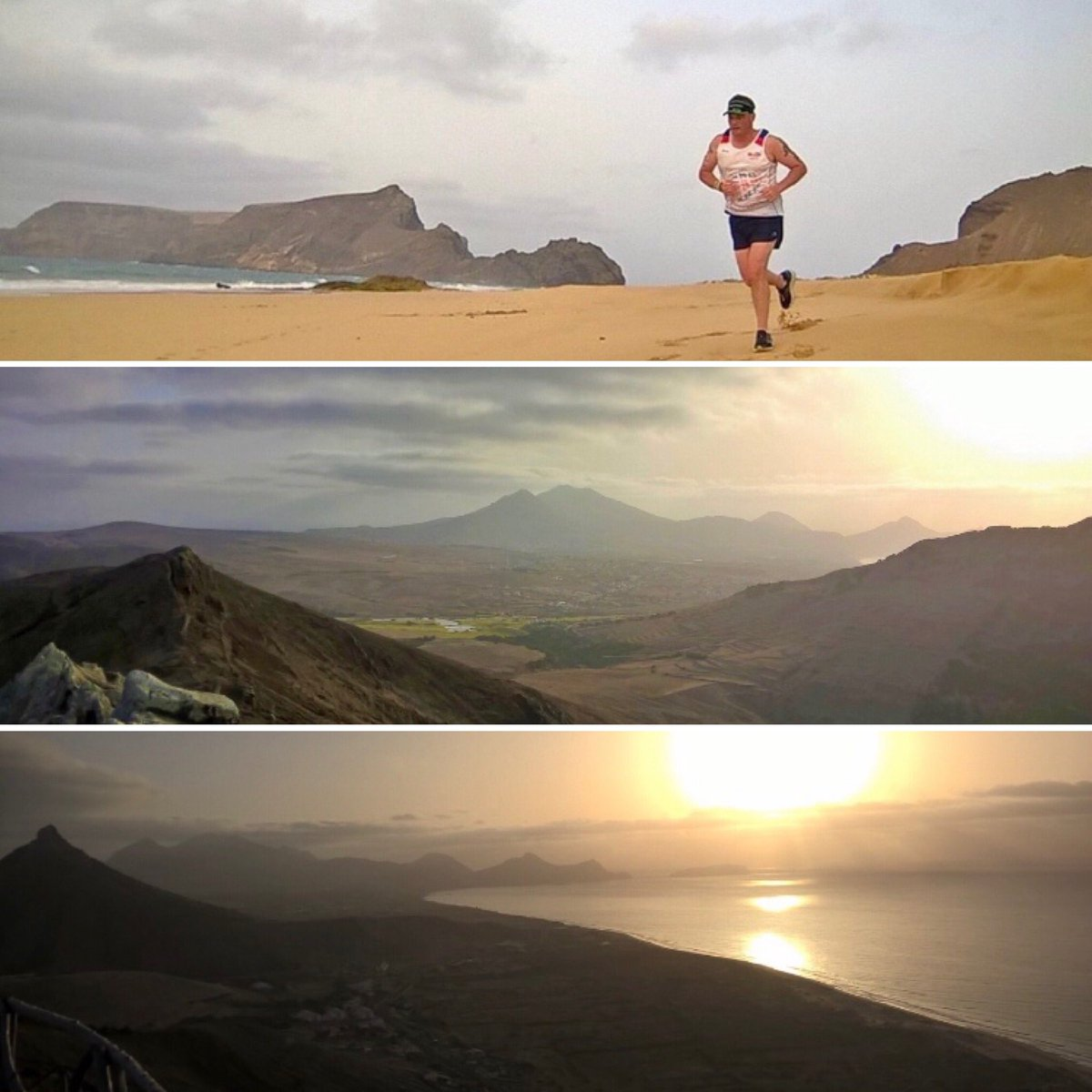 @Ella_Davies1 @UKRunChat @Compressport_UK Loved running on the island of Porto Santo when I was on holiday there. Really want to go back #ukrunchat https://t.co/y38bEFHjva