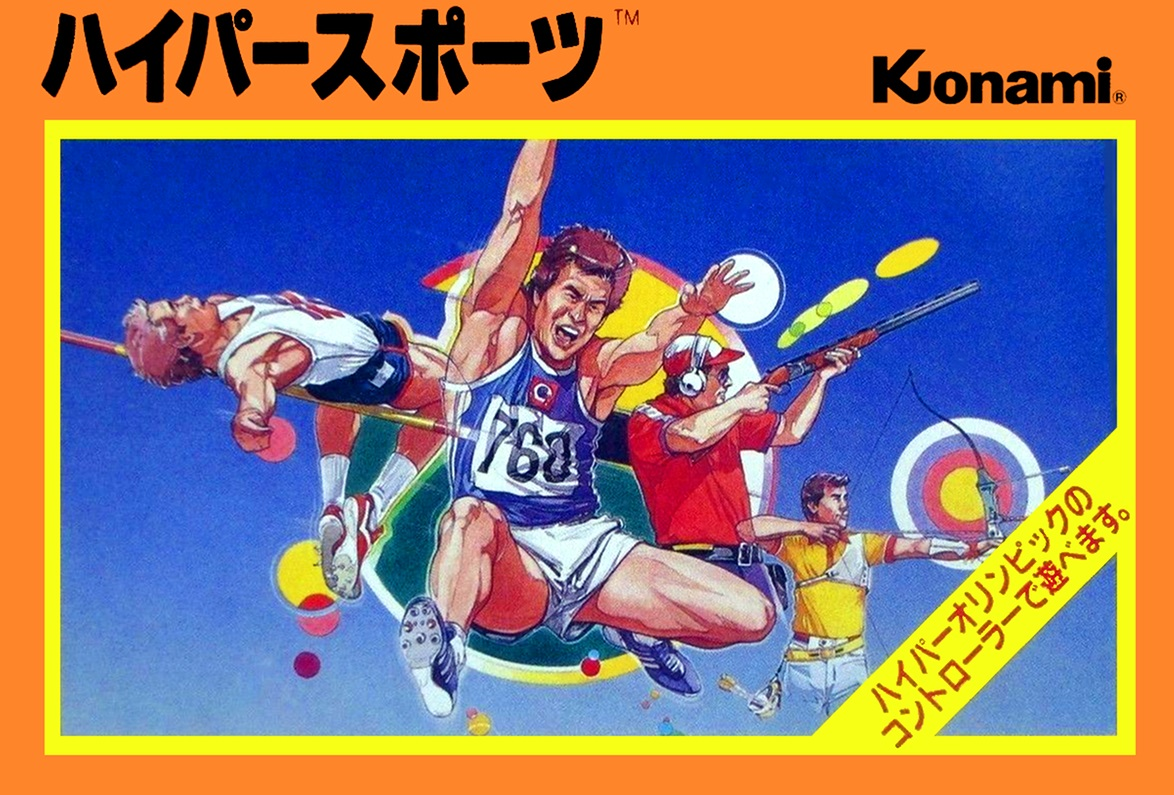 #HyperSports for #Nintendo #Famicom was released in Japan 35 years ago (September 27, 1985)  #TodayInGamingHistory #OnThisDay https://t.co/pBucCXW0MT