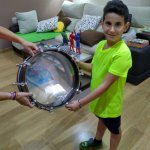 Image for the Tweet beginning: Ya han recibido sus tambores,