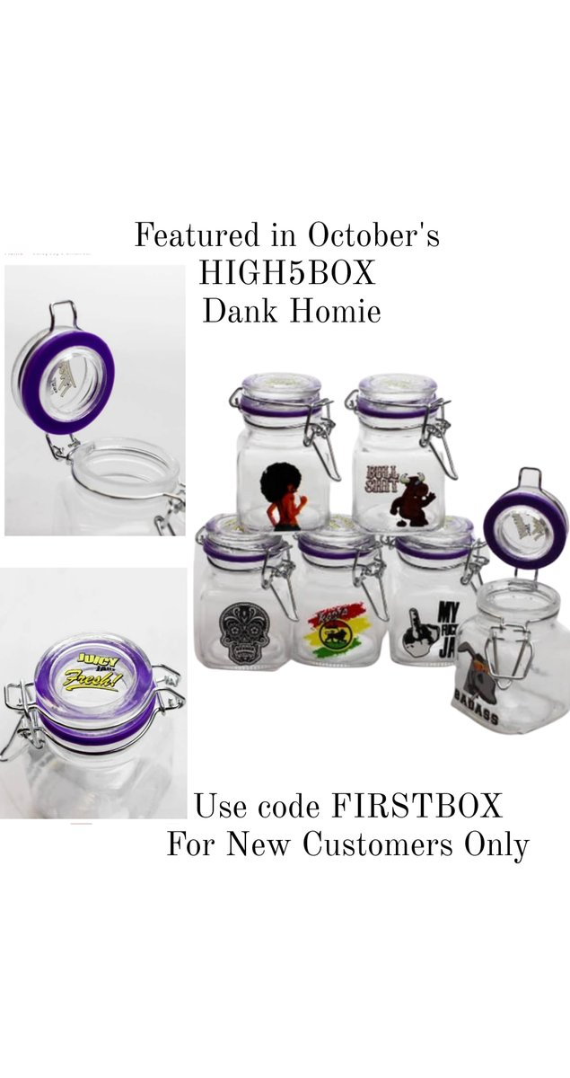 Stop on Buy 🤗📦 #high5box_canada #subscriptionbox #marijuanalife #420community #thesix #rollingpapers #bongs #smokersonly #gethigh #canada #forcanadiansonly #smokeajoint #getlit #staylit #followus #stoners #marijuanalife #cannabiscommunity https://t.co/A5JrErQSZt