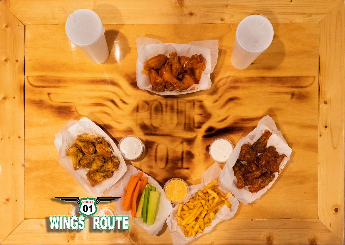 Wrap up your weekend with some football and delicious wings, always fresh and made to order, Take the wings route today!  We are located at 7815 McPherson Rd Ste 107A Laredo Tx Or call us at  (956) 704-5558 #wings  #flavor  #localeats  #supportlocal https://t.co/IDmMC4ajCb