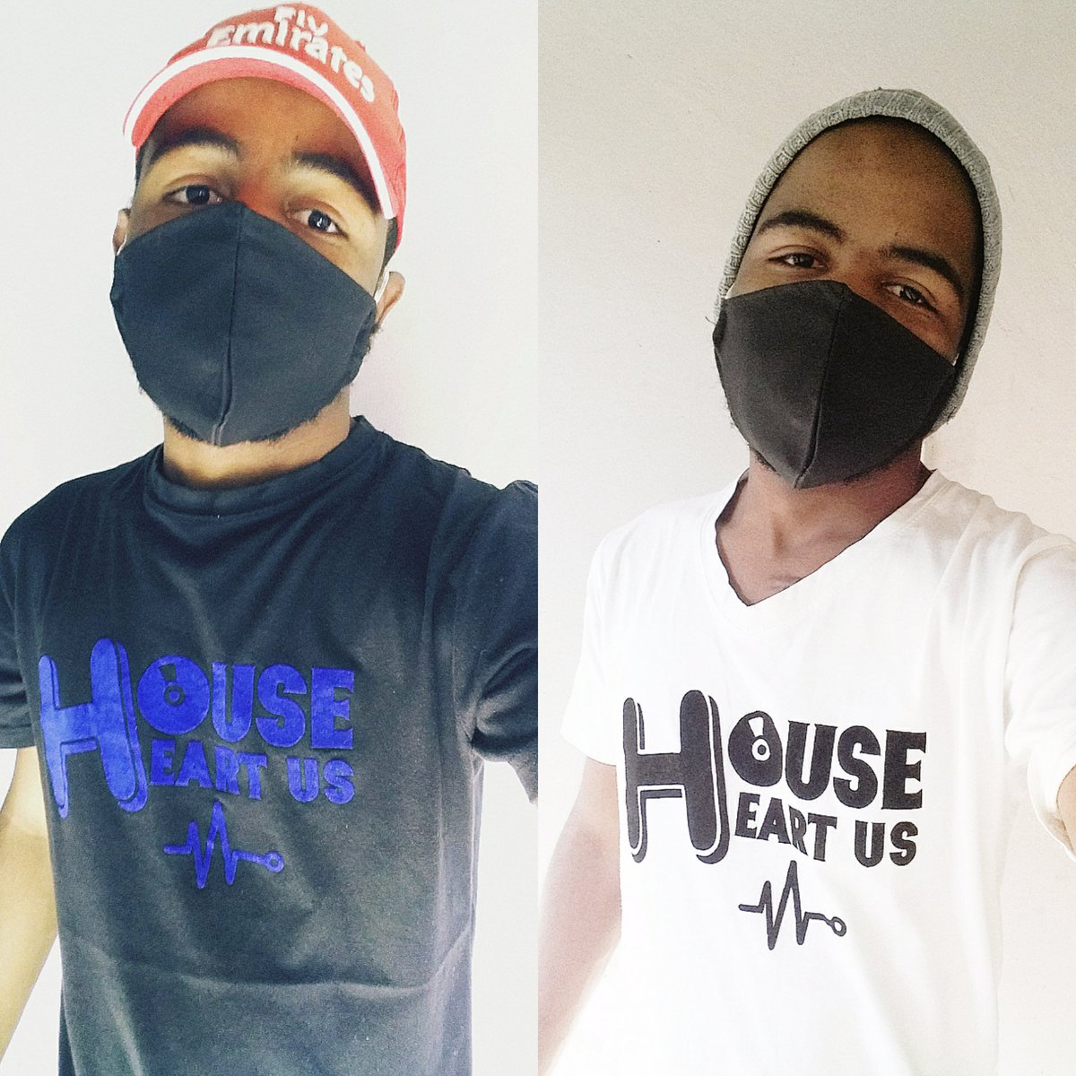 #HouseHeartUs 👕tees available for R220.00 to place your order contact @DJNocy_ on 07177411333 🙏🏽 #supportsmallbusiness #supportlocal #supportwomenrunbusinesses #SupportLocalBusinesses https://t.co/O95lKdmtt2