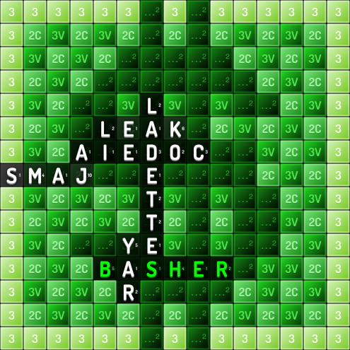 Lux played today's #LongestWord: LADETTES for 271pts, def'n at https://t.co/Kn67tgBPqL #game #scrabble #playmath https://t.co/vAuK5ey824