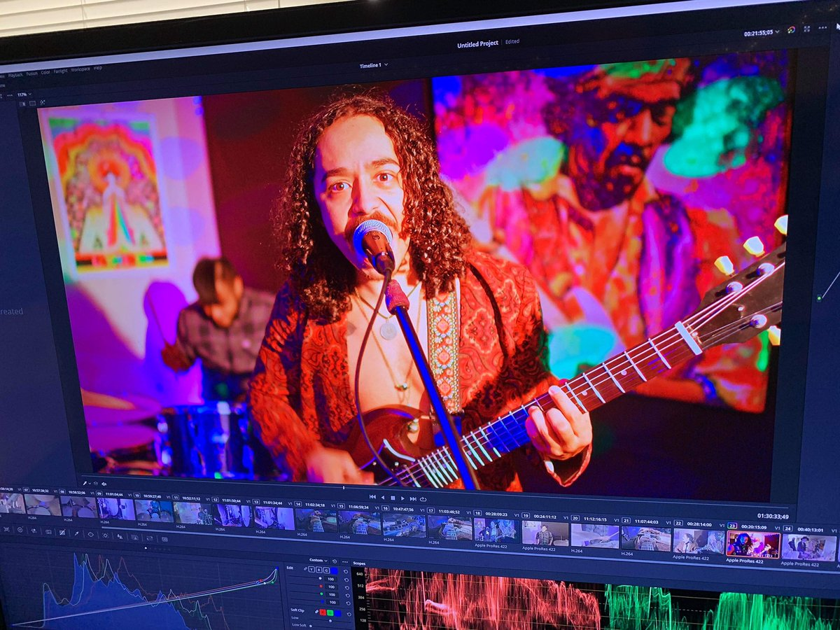 Music video on the way. #stonerrock #musicvideo #newmusic https://t.co/ruGYjyGkUW