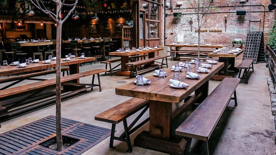 Here are 7 spacious indoor dining options in New York City: on.forbes.com/6017GxACb