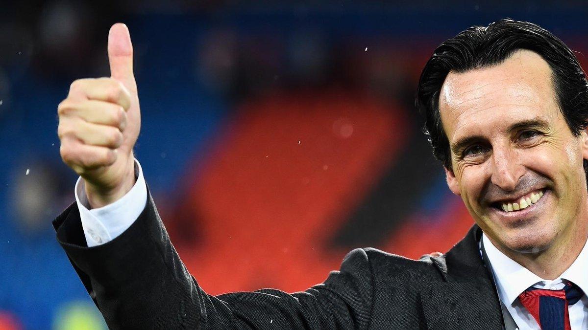 #DATO Unai Emery en el Santiago Bernabeu y en el Camp Nou:  24 partidos 0 victorias 1 empate 23 derrotas 19 goles a favor ¡¡¡¡75 goles en contra!!!!  De media, sale con un 0-3 en cada partido que visita uno de los dos campos https://t.co/8sGSMAFL6B