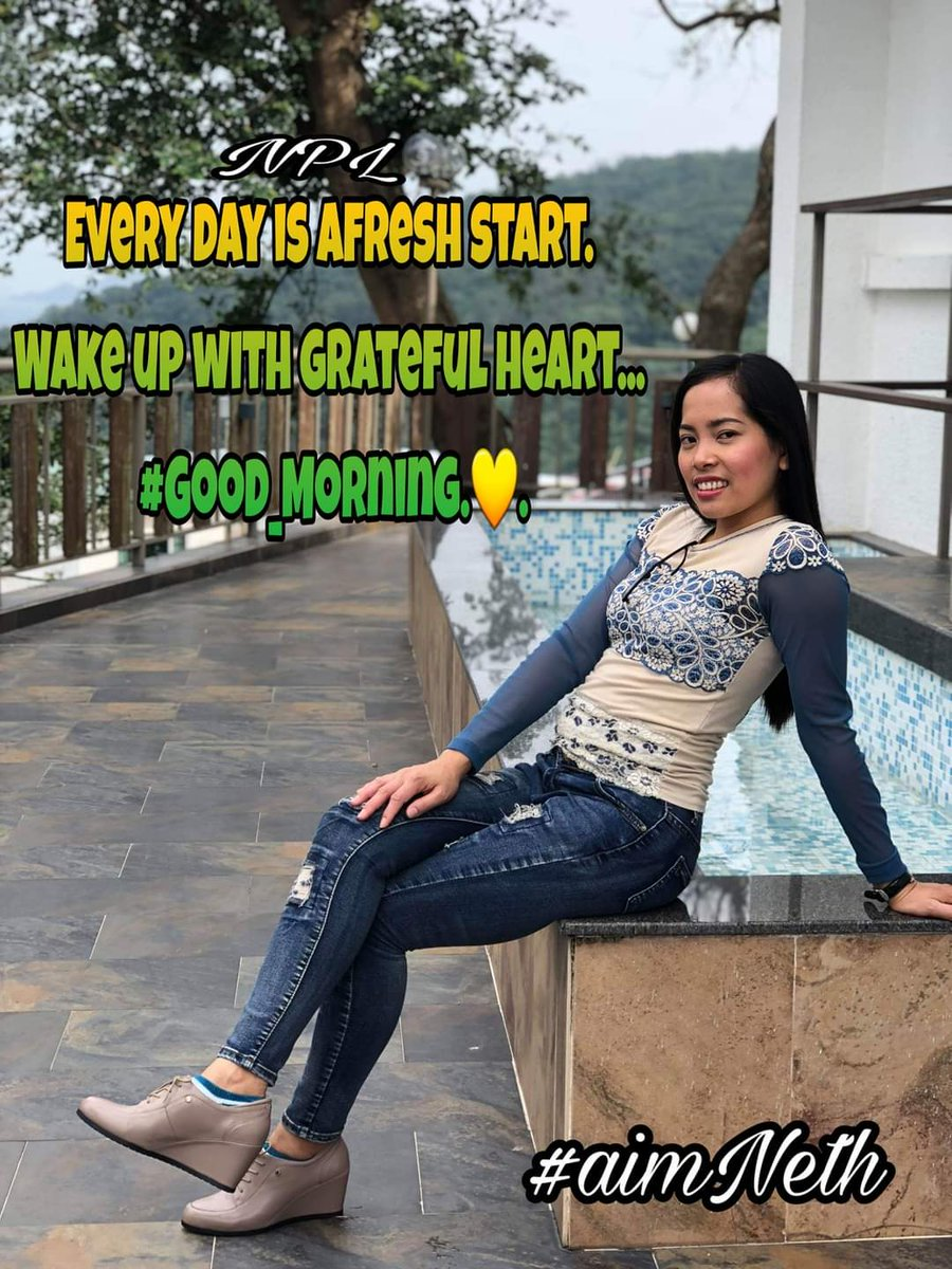 Every day is afresh start.  Wake up with grateful heart...   #Good_Morning.💛. #ThankdGod #BlessedBeyond #4everGrateful #HappyNewYear #2020 https://t.co/tCl5RLKhqd