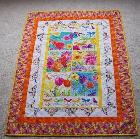 #Beautiful #Floral #Blooming #Bouquet #Quilt What a great #Wedding, #Birthday, #holiday #mothersday or #Anniversary #Giftsforher  #freeshipping to US https://t.co/6qFQgcz4Pd https://t.co/sYL3SXAFvq