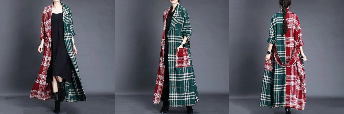 Stripe and plaid:The combination of classic and innovative.  More at:https://t.co/YIGHELKRWy  #buykud #coat #coats #outfits #casuallook #autumnoutfit #womenswear #ootdfashion #wiwt #Casual https://t.co/RWte2BMwRs