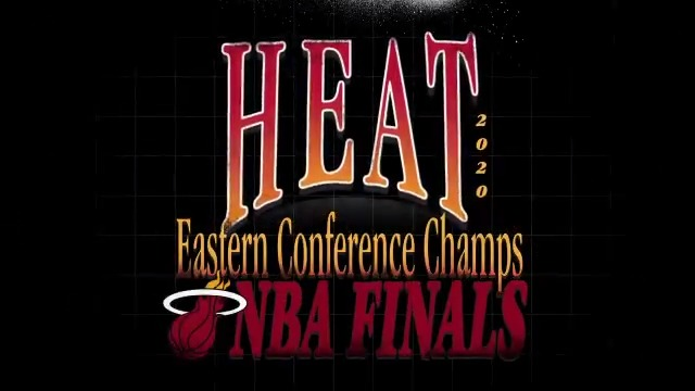 WE'RE EASTERN CONFERENCE CHAMPS