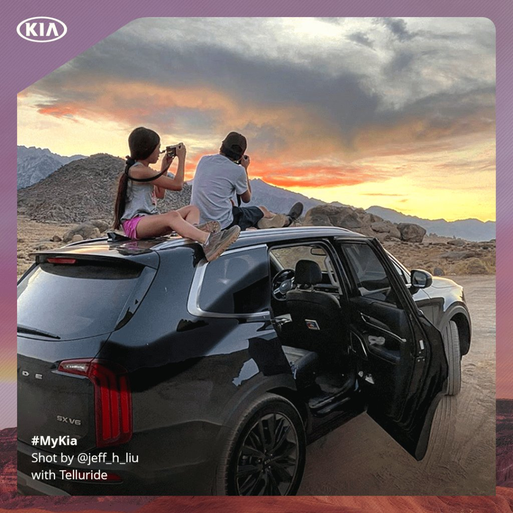 """Take on adventures and capturing memories with #MyKia""  #MyKia #Telluride 📸Shot by @'jeff_h_liu' on Instagram  Every Movement Has A Story https://t.co/zYzIG23rhK"