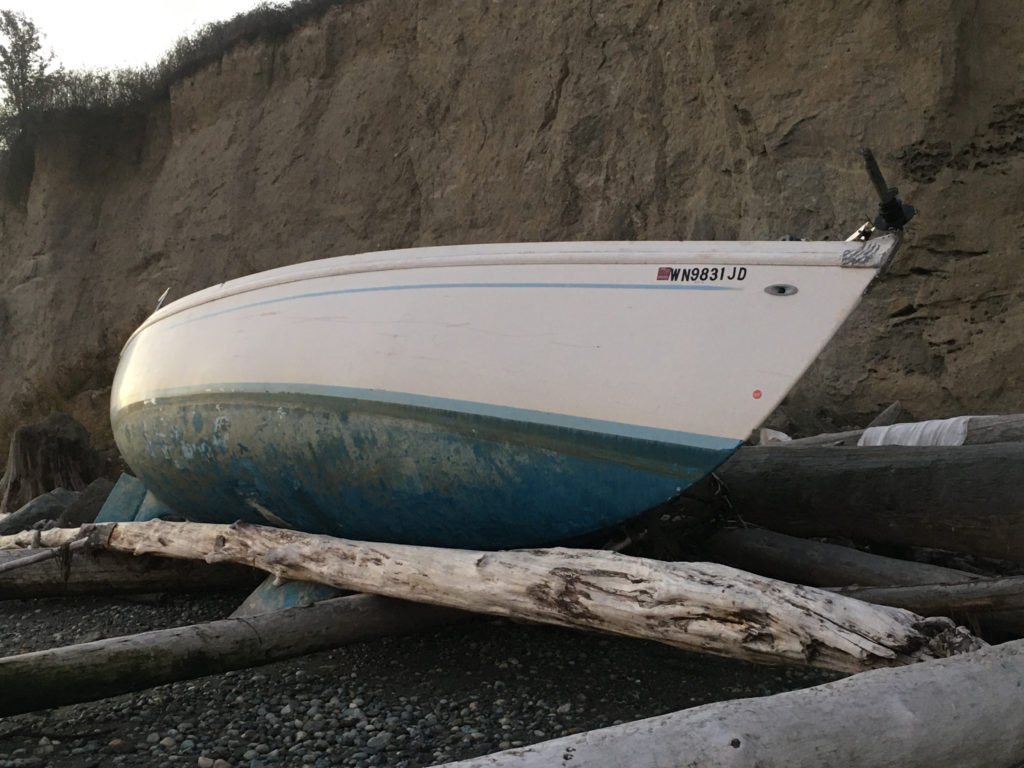 Abandoned Boat report from Camano, WA: https://t.co/iaEab63I1v #abandonedboat #WA https://t.co/ZkB21RKSHl