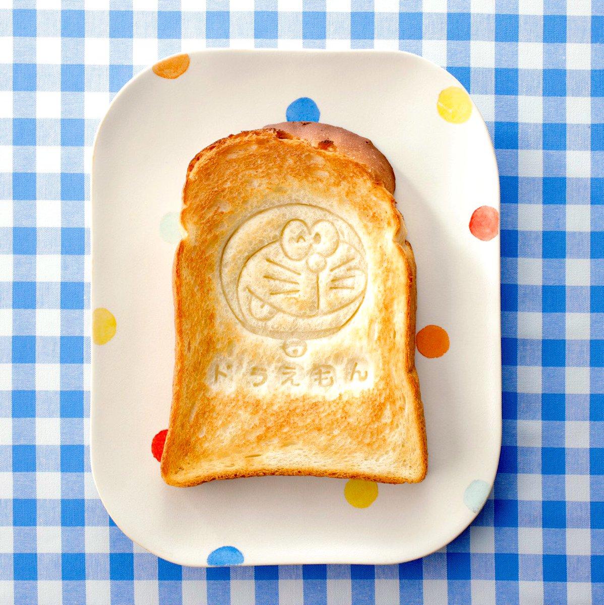 """日本小學館推出能夠做出""""記憶麵包""""的模具,作為小学一年生11月号付録。 Ei979MzVgAAldS9"""