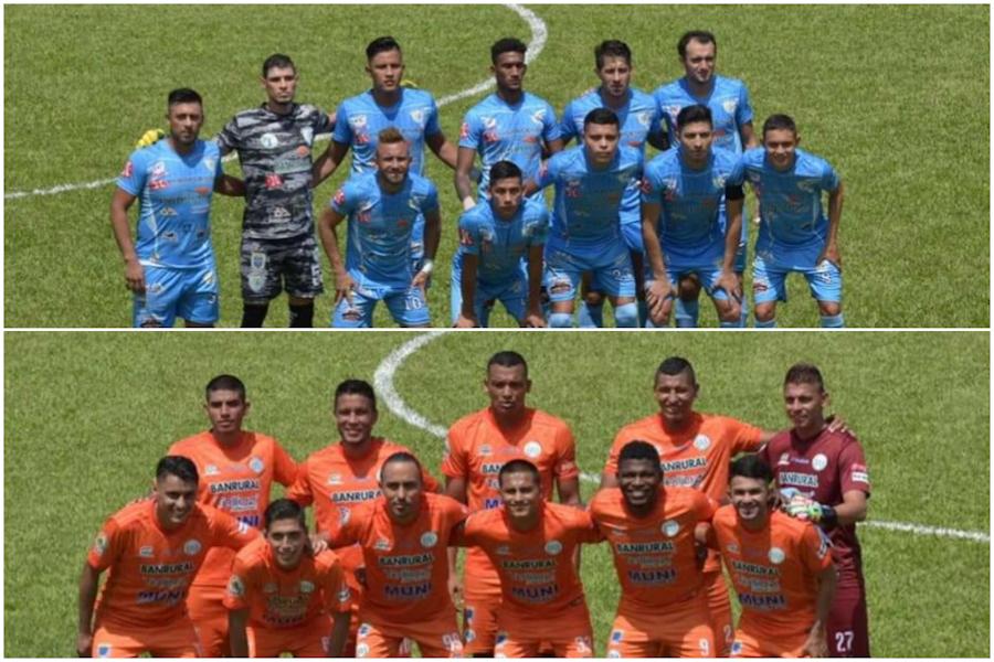 #Video: #Sanarate 2-2 #Achuapa #Jornada5 #LaLigaEnGuatefutbol - https://t.co/QtwnYqKYt5 https://t.co/0toyJIFVmc