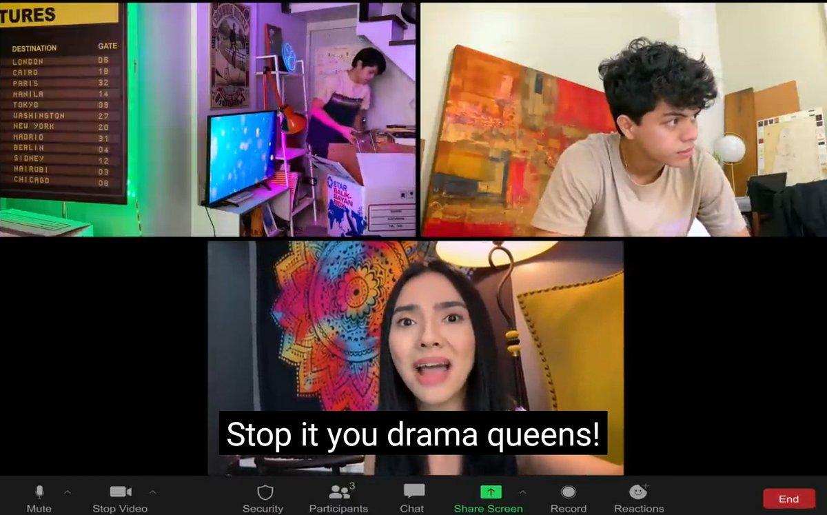 I don't know how  @ashmalanum did it but he has successfully written a character that OBLITERATED 4 common problematic female tropes in BL through Pearl.RIP to bitchy exes, toxic fangirl-shippers, damsels in distress, zero-personality side characters.PEARL GATDULA IS ROYALTY.