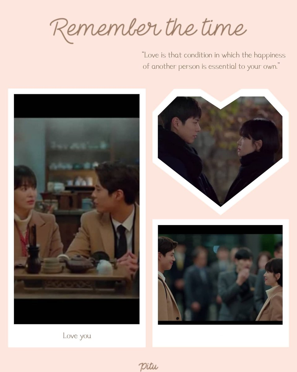 Monday Encounter feels🌼🌸  You can see the Love of JinHyuk and SooHyun by the way they look at each other... Looking through the eyes of love... I mentioned it before and I'll mention it again & again & again  #ParkBogum #songHyekyo  #encounter  #WewillwaitBOGUM  @BOGUMMY https://t.co/iFoRx7CVN2