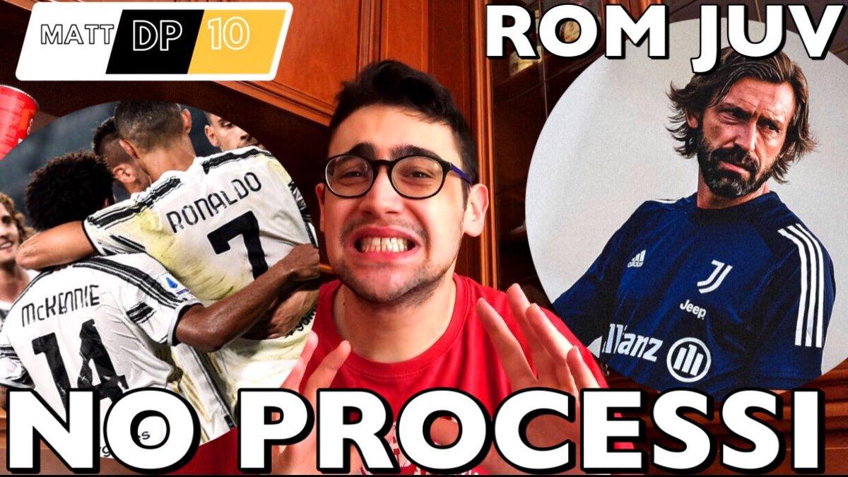 [NIENTE PROCESSI, MA PIRLO BASTA CON LA DIFESA A 3!!! È SBAGLIATA!!!] | ... https://t.co/pnBTbvCjOF   #Ronaldo #Juventus #Paratici #Marotta #ForzaJuventus #Dybala #Guardiola #RomaJuve #CR7 #Championsleague #Agnelli #DelPiero #Buffon #Pirlo #Pogba #Raiola https://t.co/rl3PzTD0Tq