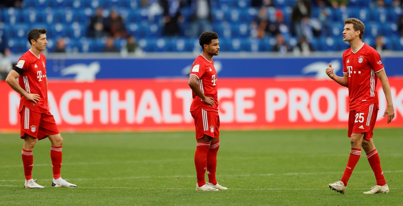 Bayern Munich es goleado y finaliza su racha   #BayernMunich #bundesliga #featured #Hoffenheim https://t.co/5tsiifGi6b https://t.co/eBPidKEs4z