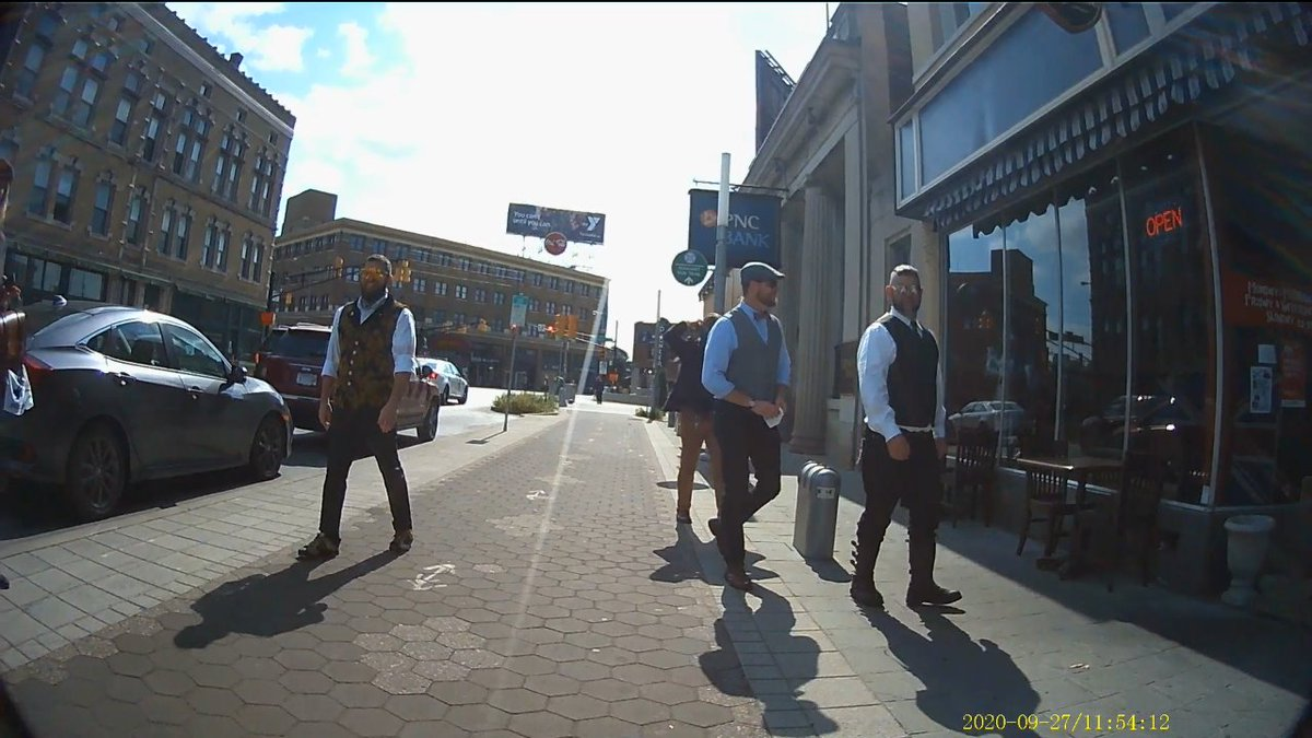 Indy - Dapper Riders Fountain Square - 9.27.2020  Cyclecam Event Dapper Ride for Distinguished Gentlefolk  Ride Dapper Indianapolis for @gentlemansride   @FountainSqIndy @IndStatePolice #StateCapitalPolice  #MonumentCircle #Indy   https://t.co/cxAWBABCV4 via @YouTube https://t.co/pXVpSpFEv9