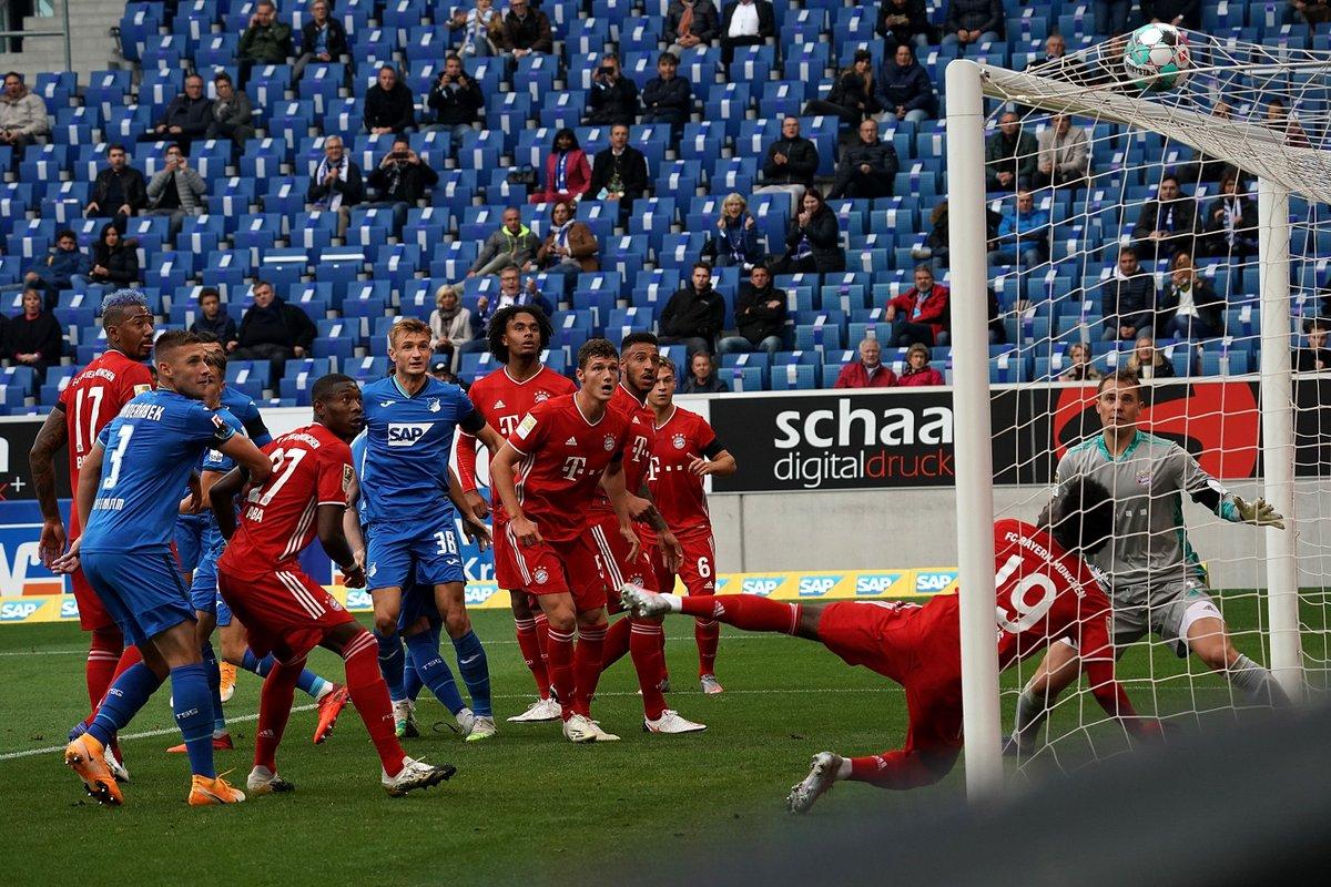 Bayern's Run Ends Abruptly #HOFFCB #alphonsodavies #MiaSanMia #Bayern #bayernmunich #BayernMunich #Bundesliga #HoffenheimBayern #Hoffenheim #UEFA https://t.co/DumWcrDZ34 https://t.co/WBiLBKfTyT