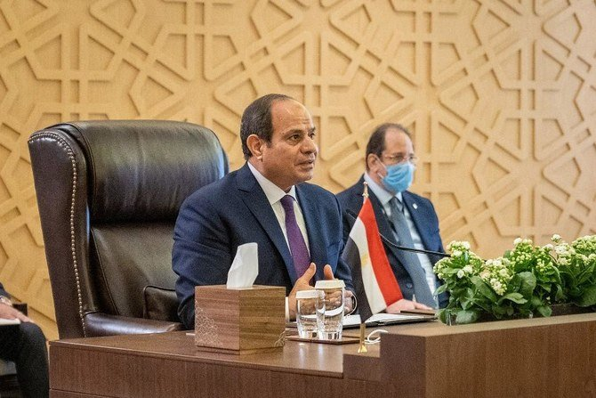 Egypt's el-Sisi warns of instability after protest calls Photo