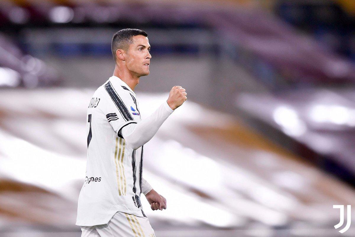 Not the full three points tonight, but we go again next Sunday! 💪⚪⚫  #RomaJuve #FinoAllaFine #ForzaJuve https://t.co/TuIDMc8TmV