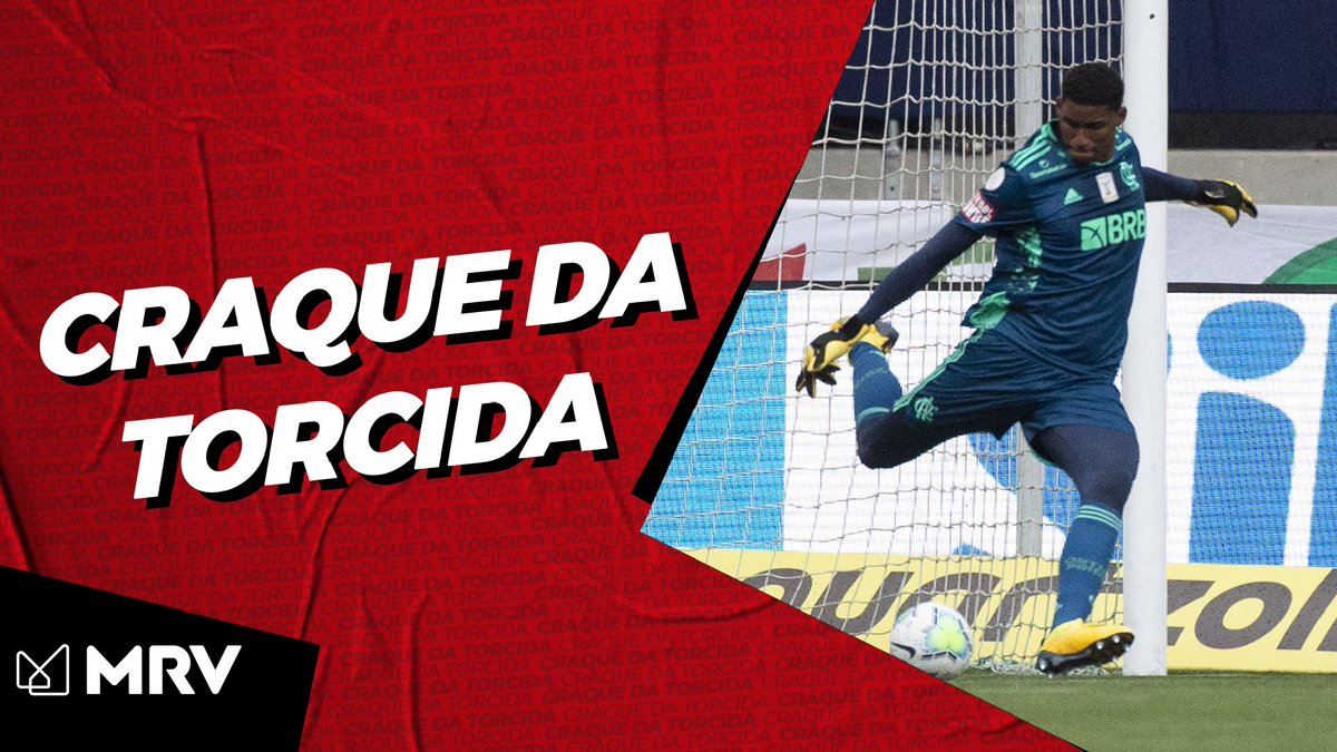 @Flamengo's photo on vinicius