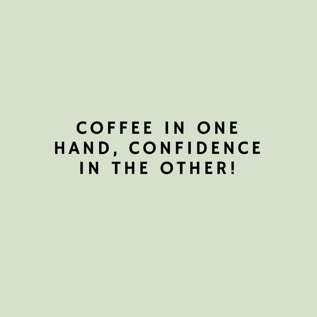 Mondays are for fresh starts! Let's set the mood for the rest of the week and  kickoff with our favourite C's: COFFEE & CONFIDENCE 🙌🏻    #H2O #thebigbottleco #livebig #hydration #bigbottle #2.2Litres #stayhydrated #health #wellbeing #mindbody #water #fitness #fit #fashi https://t.co/oJecCRYHhU