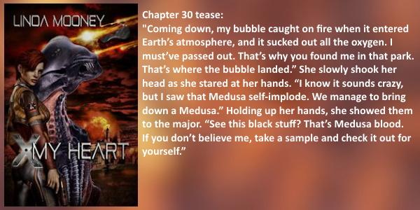 #XMyHeart #dark #apocalyptic #scifi  #romance #aliens #NewRelease https://t.co/kSzOe930hv