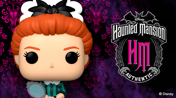"""""""Welcome Foolish Mortals."""" Bring the Haunted Mansion home with our new Pop! collection! Add them to your collection today! https://t.co/Av8tWTt74Z #Funkoween https://t.co/hpXcNaPLdm"""