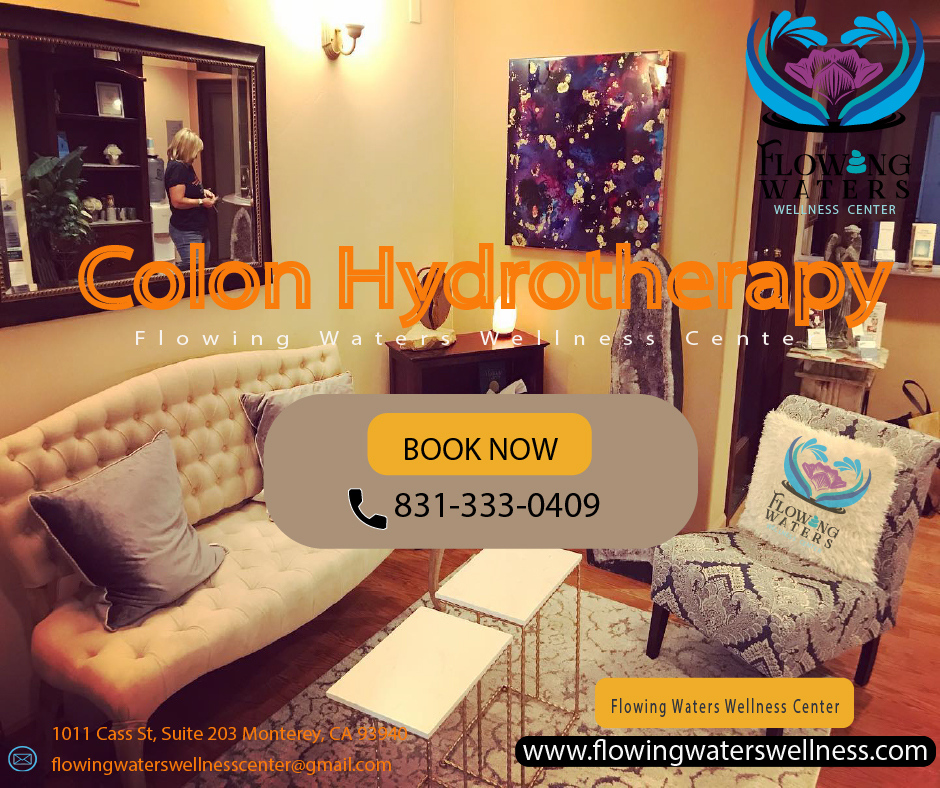 Visit our website or contact us and get more information on why you should do colon hydrotherapy!🧖🍃  💻 https://t.co/tFpaVcpZWX  📞 (831) 333-0409  #health #yoga #lifestyle #healthyliving #wellbeing #motivation #selfcare #natural #healthylife #selflove #beauty #relax https://t.co/tOgezNuuom