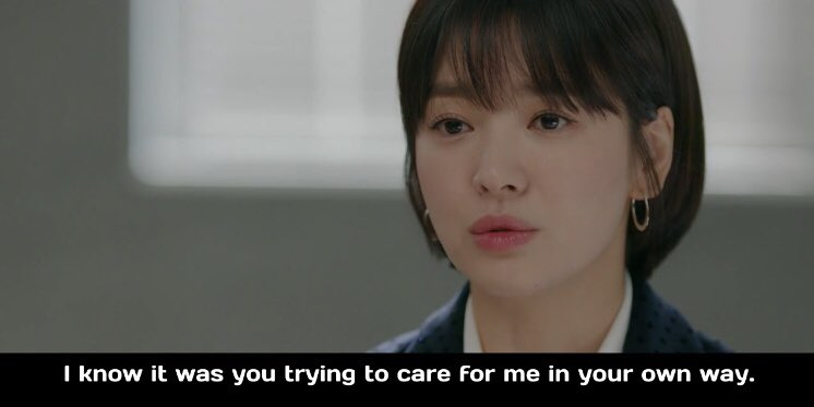 Encounter hugot in the morning. We need the kind of Kim Jin Hyuk protection. 👌  #Encounter  #SongHyeKyo https://t.co/UYfVujgRn3