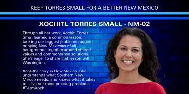 🚨Please follow+support @XochforCongress for NM-02🚨 This is one of the most vulnerable seats right now!  👉Affordable healthcare 👉Expanding access to healthcare in rural areas 👉More support for our Vets LET'S DO THIS NM https://t.co/Jx52ySSFA1   #BlueDot  #DemCastNM #ONEV1 https://t.co/y5SpWrJsic