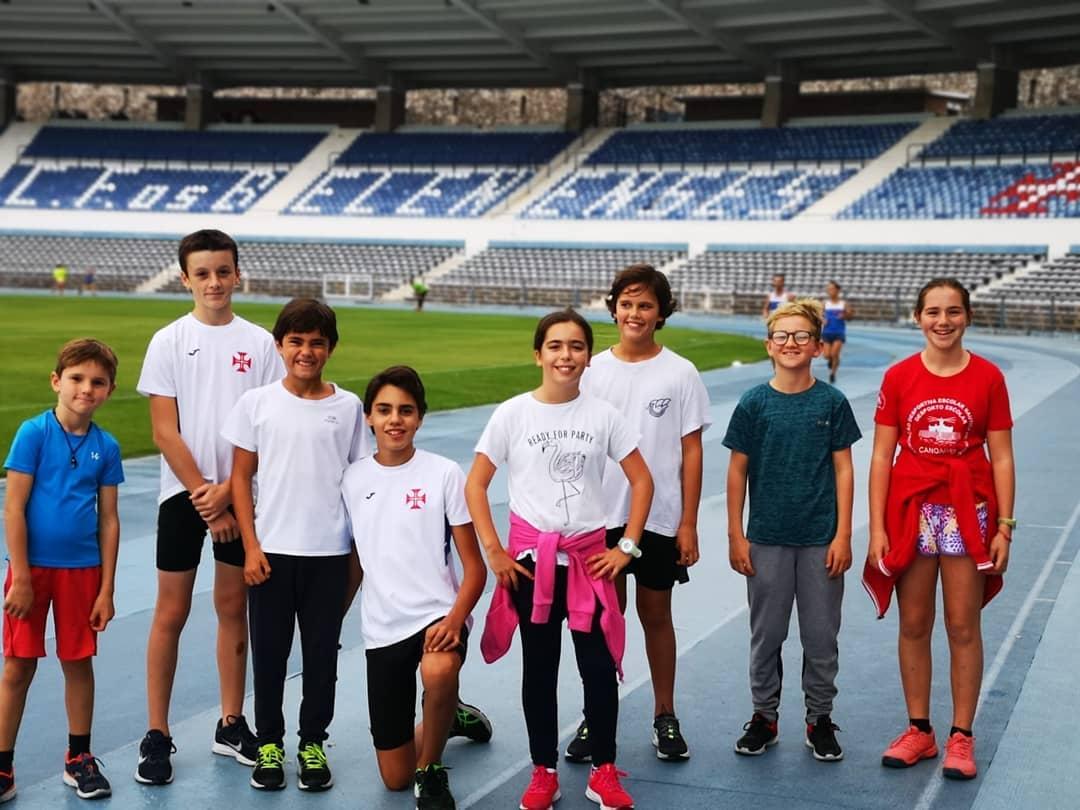 Os mais jovens atletas do #triatlo do #Belenenses já voltaram aos treinos! 💙💪 #tweetpastel #AFormarCampeõesDesde1919 https://t.co/z1FPNR32LI