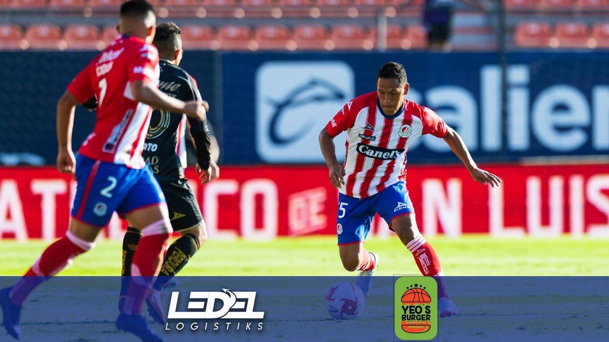 83' Gallegos y Pineda se aproximaron al área de León sin concretar el gol.   Ledel Logistiks y Yeo's Burger traen para ti el MxM #ADSL 0-2  #León   #Guard1anes2020  #LigaBBVAMX https://t.co/MfJzqJYXYJ