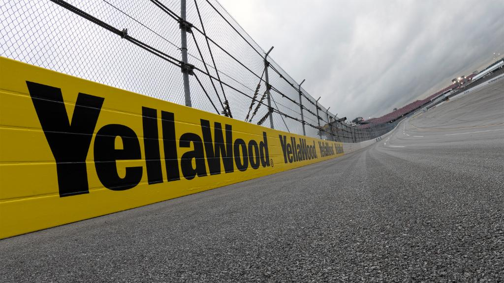 Next up in the #NASCARPlayoffs: the BIGGEST and BADDEST 😎 📍 Talladega Superspeedway #YellaWood500 | #AgPro300